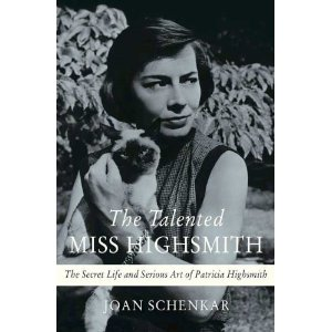 Sara Reads THE TALENTED MISS HIGHSMITH- THE SECRET LIFE AND SERIOUS ART OF PATRICIA HIGHSMITH by Joan Schenkar